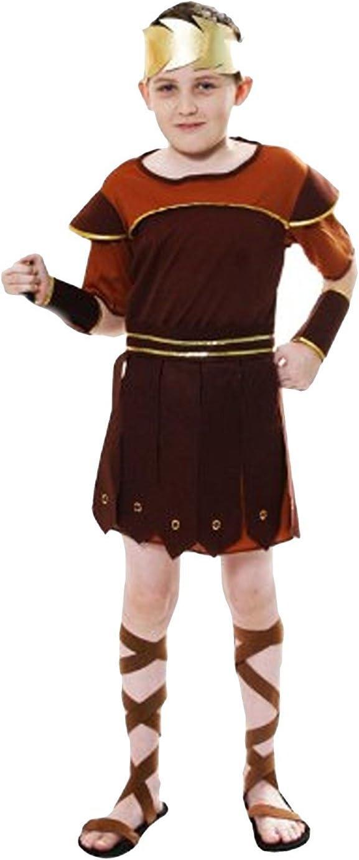 Children - Disfraz de soldado romano infantil, talla 7-9 años (U37 ...