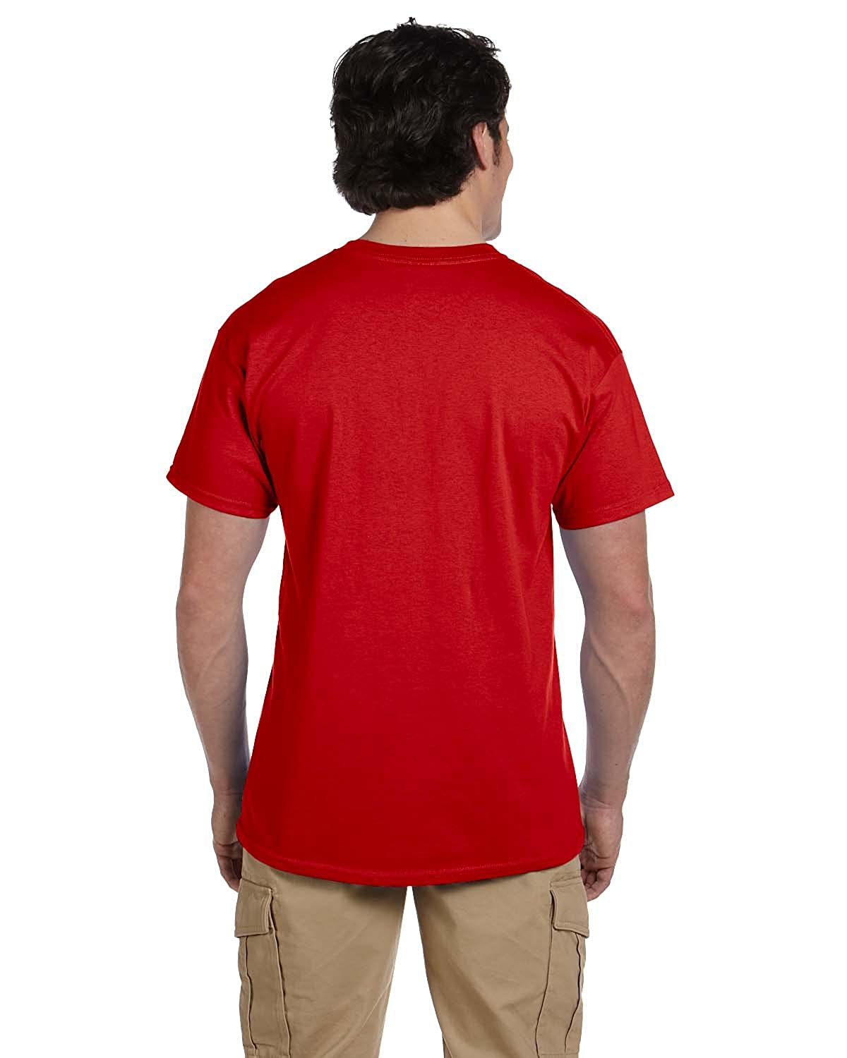 Fruit of the Loom 3931 Mens Double-Needle Athletic T-Shirt