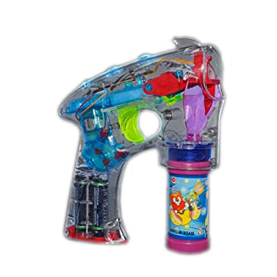 blinkee LED Color Changing Bubble Gun by: Toys & Games