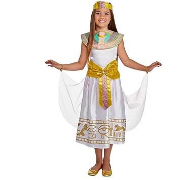 Cleopatra Madchen Kinder Fasching Halloween Karneval Kostum Kleid