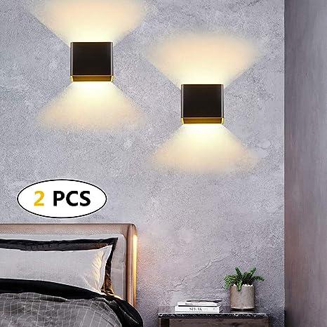 2 * 12W Led Applique Murale Exterieur étanche IP65,Lampe