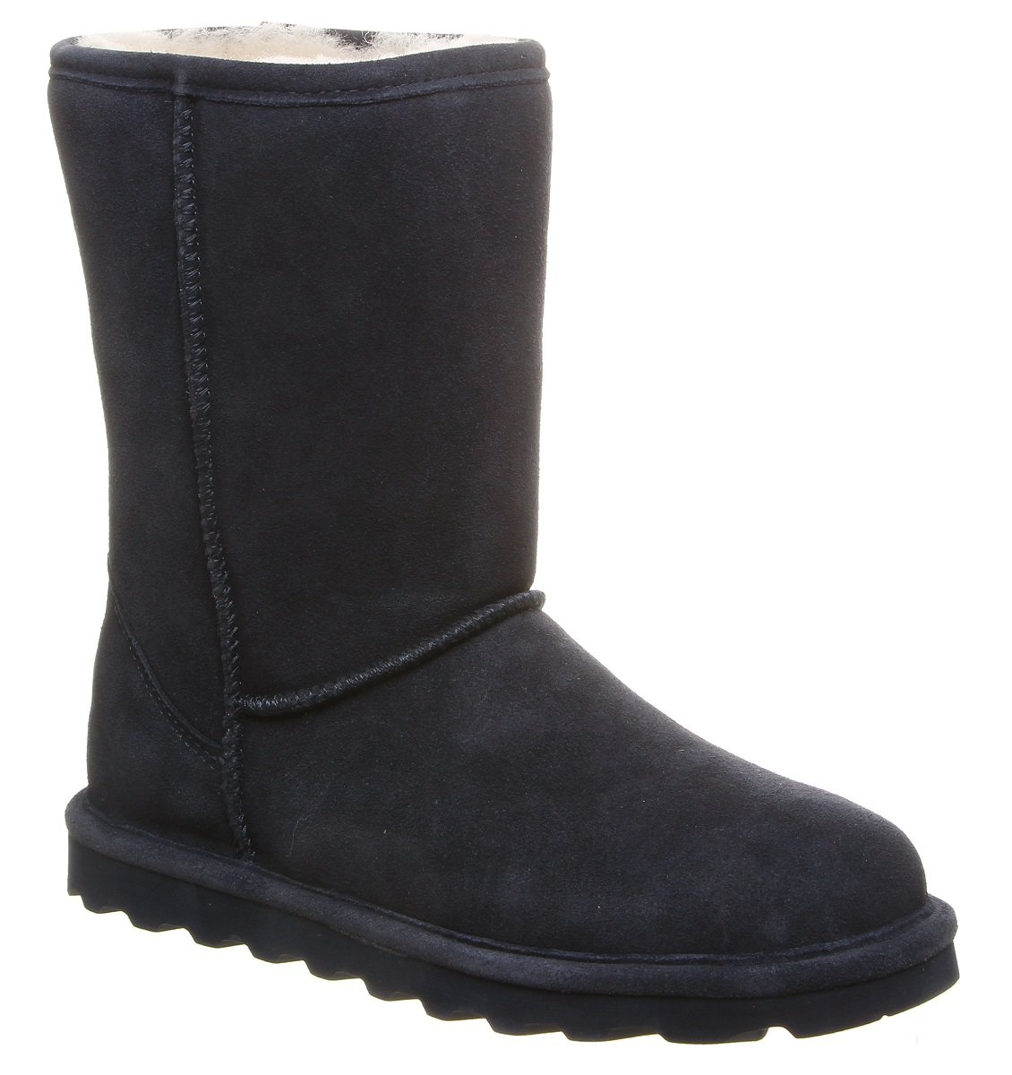 BEARPAW Women's Elle Short Fashion Boot B079CBP5BJ 6 B(M) US|Navy
