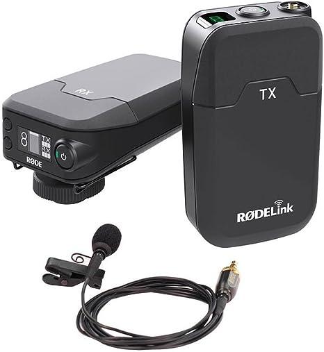 Rode Filmmaker Kit - Sistema de microfónica inalámbrica (alcance ...