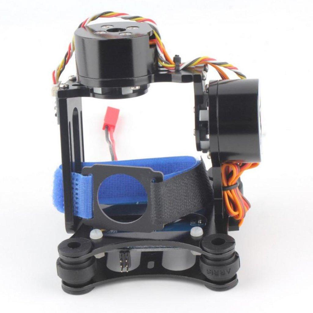 Baoblaze Controller Telecamera Gimbal Brushless A 2 Assi RTF Per DJI Phantom Gopro 3 Debug Gratuito