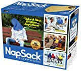 "Let the napper in your life see why Chillaxation Weekly proclaims the Nap Sack to be the best ""Public Sleep Product."" On the couch, in the house, by the pool, in your school, in the rain, at the game, you'll never nap the same! The Nap Sack S..."
