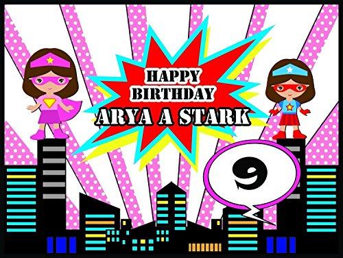 custom-home-decor-comic-super-women-birthday-poster-size-36x24-48x24-48x36-personalized-superheroes-