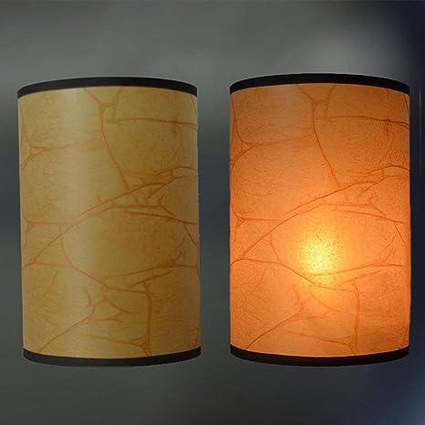 DAISHOP-Pantalla de batería Pantalla de lámpara cilíndrica, Lámpara de pie Lámpara de pie Lámparas de pantalla Lámparas de lámpara para lámparas de ...