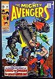 Avengers (1963) #69 VG (4.0) 1st app Squadron Sinister