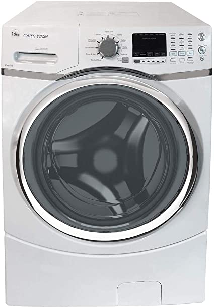 Cater-Wash CK8516 16kg Washing Machine (A++ Energy Rated.) (1300rpm spin speed) [Energy Class A++]