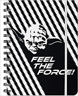 2019 Star Wars Weekly Note Planner: Trends International ...