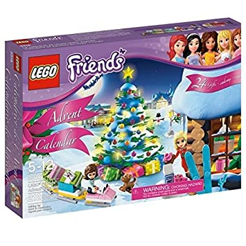 41102 calendrier de l avent lego friends de lego. Black Bedroom Furniture Sets. Home Design Ideas