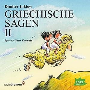 Griechische Sagen II Hörbuch