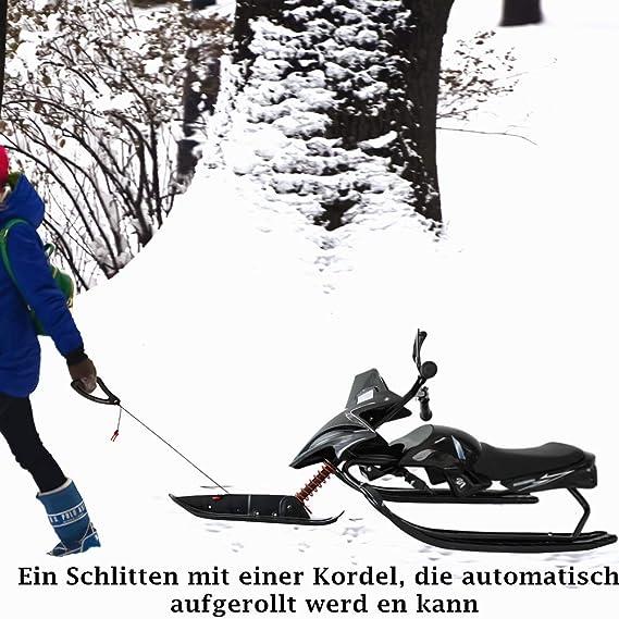Zugseil f/ür Schlitten HUDORA