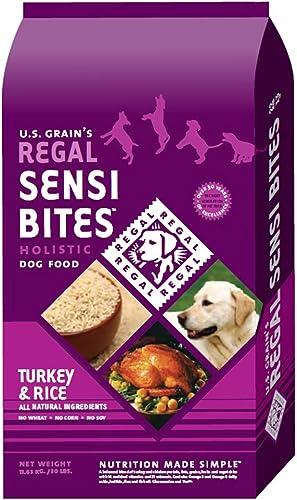 Regal Holistic Sensi Bites Dry Dog Food 30lb Bag