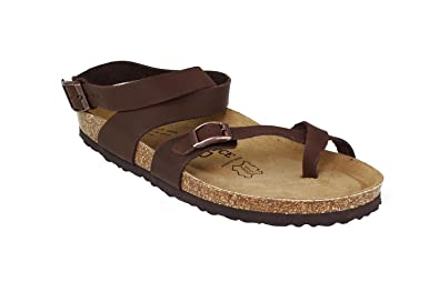 Normal Yana Leather Oiled N Joe Joyce Sandals 5R4jAL