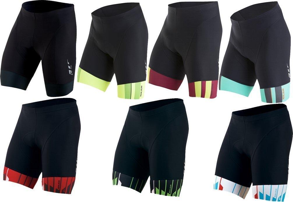 Pearl Izumi Men's Pro Inrcool Shorts, Black, X-Large