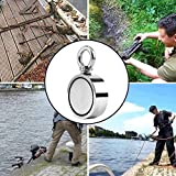 MHDMAG Double Sided Fishing Magnet, Super