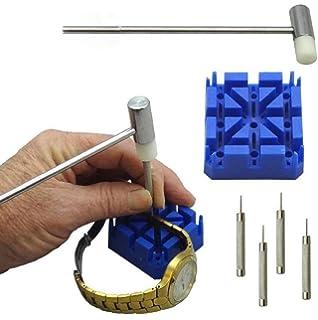 Conjunto de Herramientas portátil 6 piezas Herramientas y kits de reparación, Reparación de Relojes,