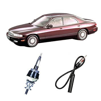 Fits Mazda 929 1988 1995 Factory OEM Replacement Radio Stereo Custom Antenna Mast
