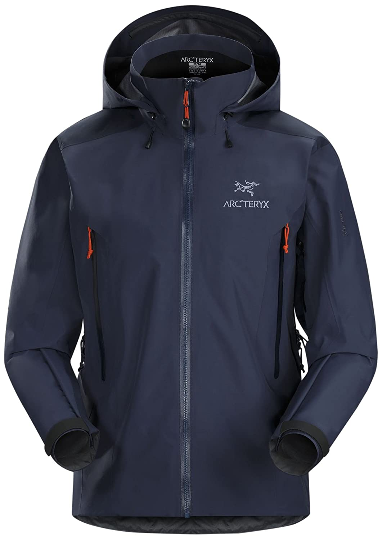 Arc ' teryx Beta AR Jacket – Men 's B0763SNF9L X-Large|Midnighthawk Midnighthawk X-Large