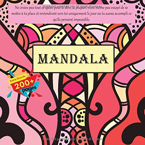 Mandala Ne Croies Pas Tout Ce Quon Peut Te Dire La