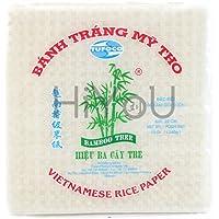 BAMBOO TREE - Hojas de arroz cuadradas (22