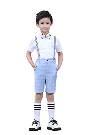 Yuanlu - Traje - para niño azul azul 2 años: Amazon.es: Ropa ...
