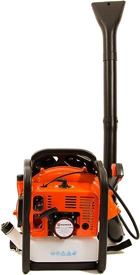 extremadamente potente Soplador de hojas con mochila de gasolina 65cc 210MPH