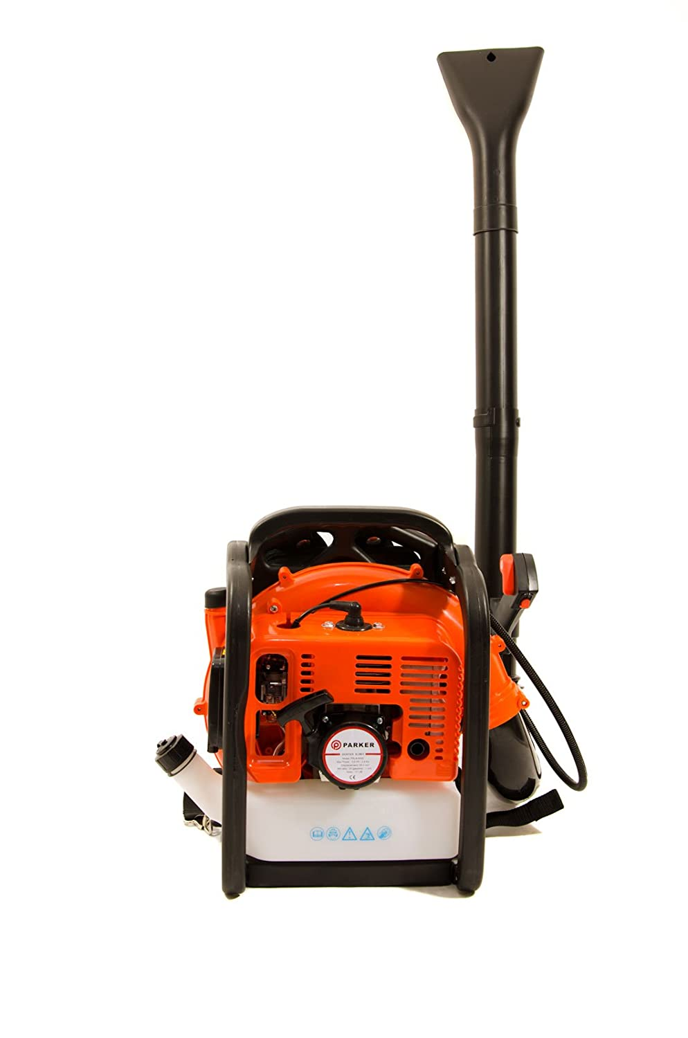 65cc Petrol Backpack Leaf Blower, Extremely Powerful - 210MPH Parker