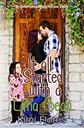 It all Started with a Lima Bean (Caleb & Abby) (Intertwined Hearts Book 1)