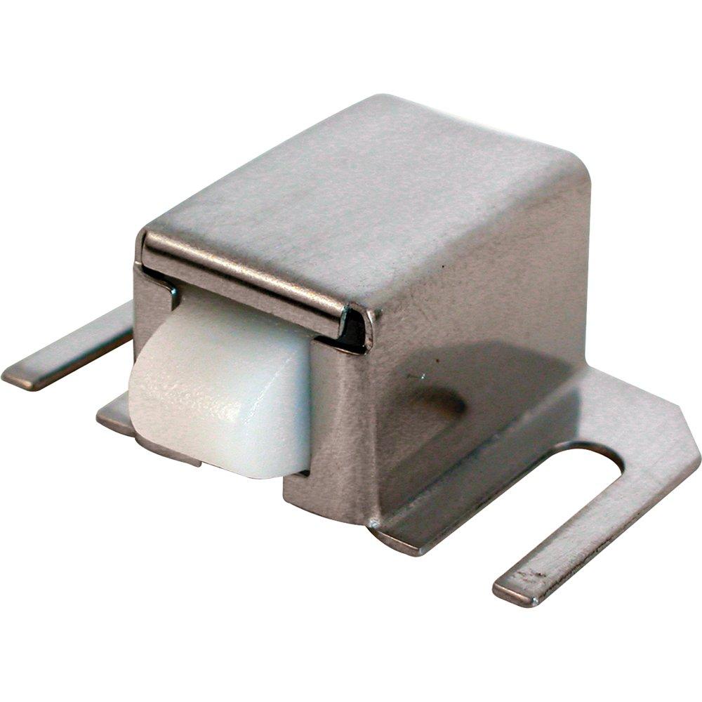 primeline products shower door catch nylon tip stainless steel