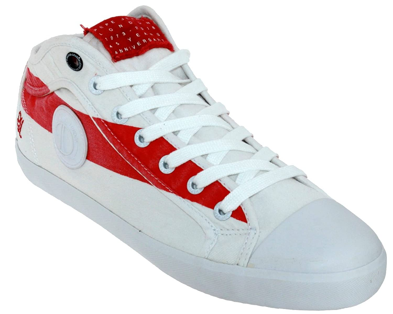 Pepe Jeans London - Zapatillas de Deporte de Lona Hombre -