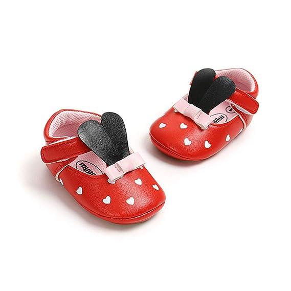 Amazon.com: Baby Shoes Bunny Soft Bottom Toddler Shoes: Clothing