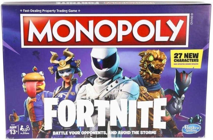 Monopoly Fortnite (2005425): Amazon.es: Juguetes y juegos