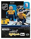James Neal Oyo Nashville Predators Nhl Hockey Mini Figure Lego Compat G1