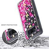 Galaxy S8 Active Glitter Case w/[Screen Protector