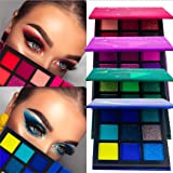 Eyret Matte Eyeshadows Palette Shimmer Eye Shadow 9 Colors High Pigmented Waterproof Long-lasting Eyeshadow Pallet Beauty Mak