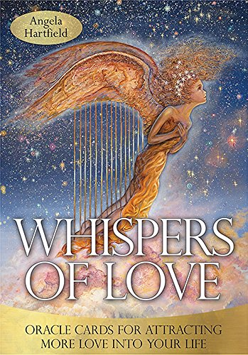 Price comparison product image Whispers of Love Oracle Deck by: Angela Hartfield