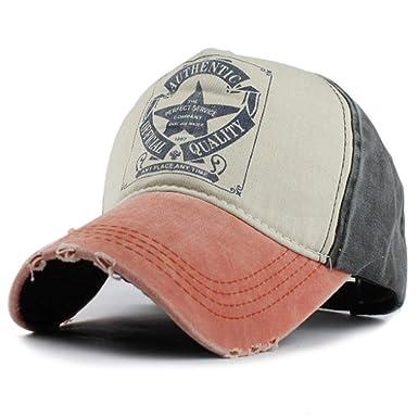 elevenff Hombre Mujer Sombreros de béisbol Nuevas Gorras de Marca ...