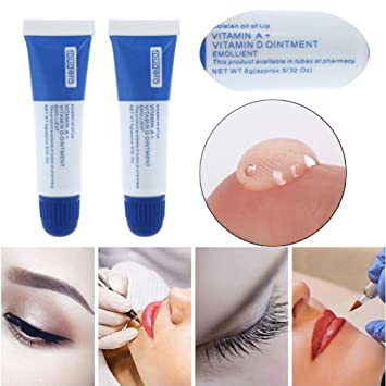 Eyeliner Tattoo Aftercare Cream