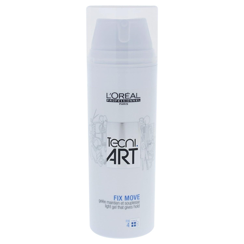 L'Oreal Tecni Art Fix Move Gel for Unisex, 5.07 Ounce PerfumeWorldWide Inc. Drop Ship E20981