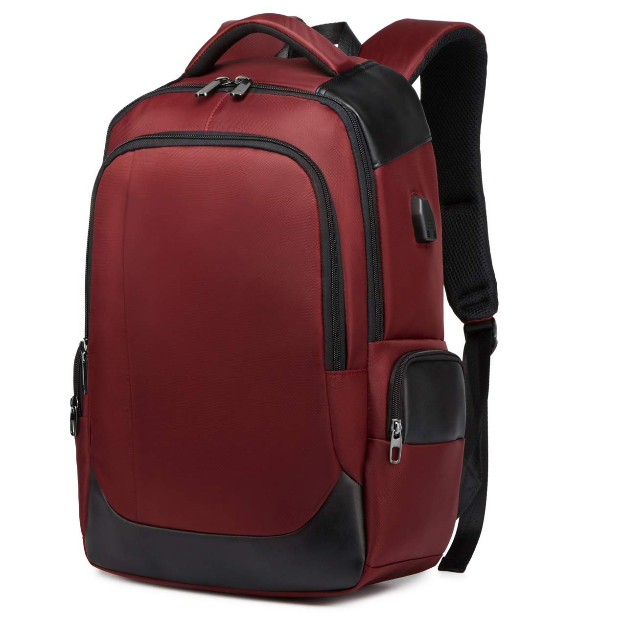 Iswee Business Laptop Backpack Travel Backpack 15.6 Computer Backpack Casual Daypack Anti-Theft Durable School College Bag