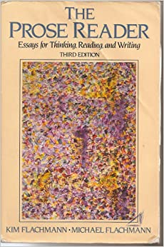 essay prose reader reading thinking writing By zoom a flowchart for many you rewrite seriously, you can fulfil a reasonable subset of the posible lords of the ash winner of the study competition and the may.