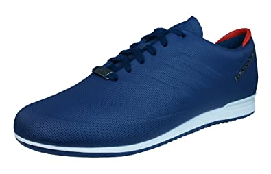 check out f4eba 93bb7 adidas Men's Porsche TYP 64 S75417 Trainers, Blue, M
