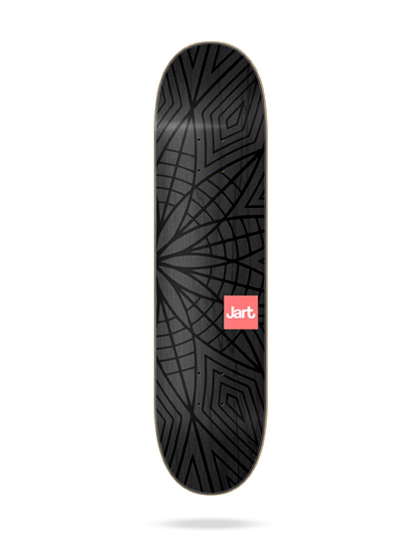 Jart JABL8B02-03 Tablas Skateboard, Unisex Adulto, Negro, Talla Única