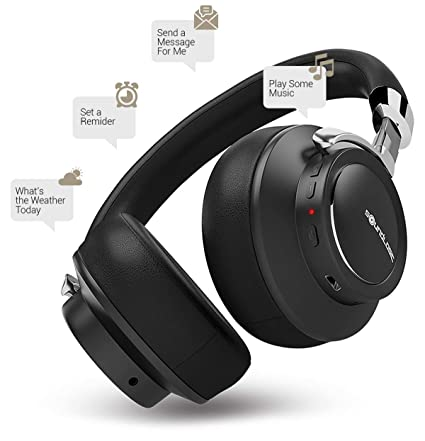 6ffb657a1d8b77 Image Unavailable. Image not available for. Colour: I-Tek Voice Assistant  Wireless Stereo Headphones