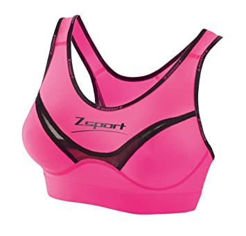 Zsport Soft Touch Soutien gorge de sport Femme  Amazon.fr  Sports et ... 7039dcc81ec