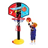 CARESHINE Basketball Hoop, Portable Kids
