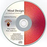 This subliminal CD is incredibly effective for releasing the binds of online porn addiction. You can listen to this soothing CD while working, sleeping, relaxing or playing. Meanwhile, your subconscious mind will soak in the powerful subliminal sugge...
