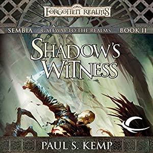 Shadow's Witness Audiobook